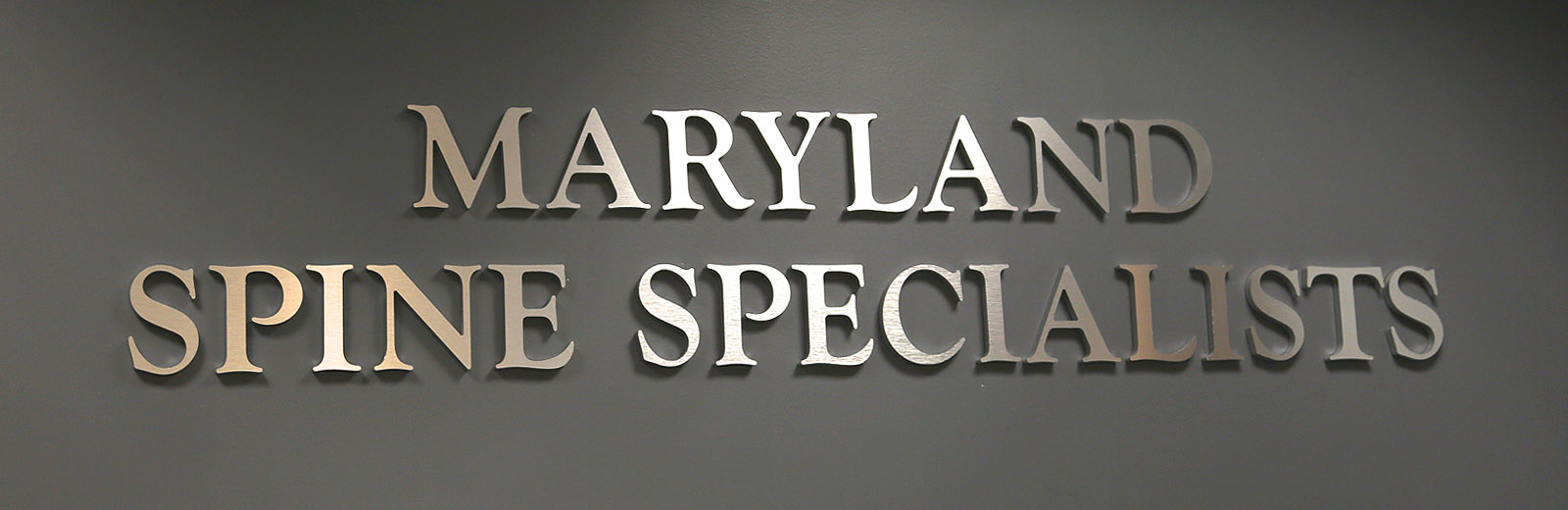 Maryland Spine Specialists