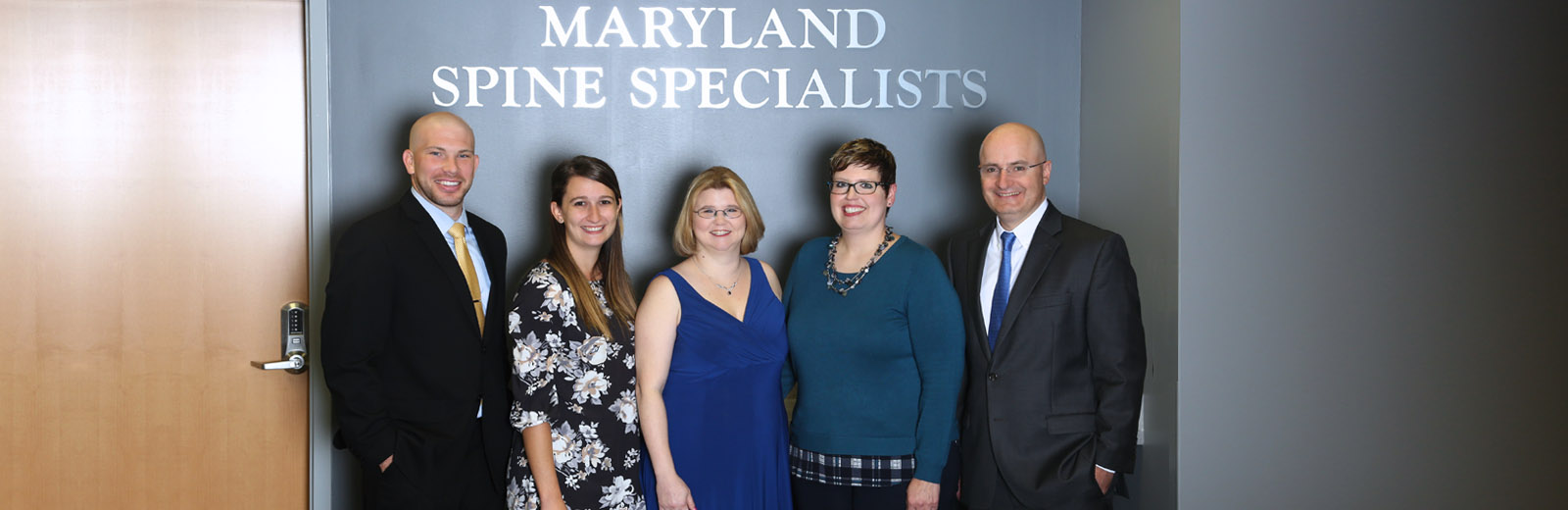 Maryland Spine Specialists Staff